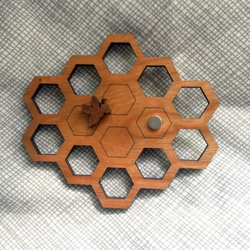cherry honeycomb