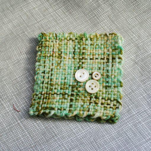 Green Needlebook