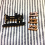 Comarison of pin and magnets