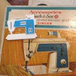 Touch n sew box