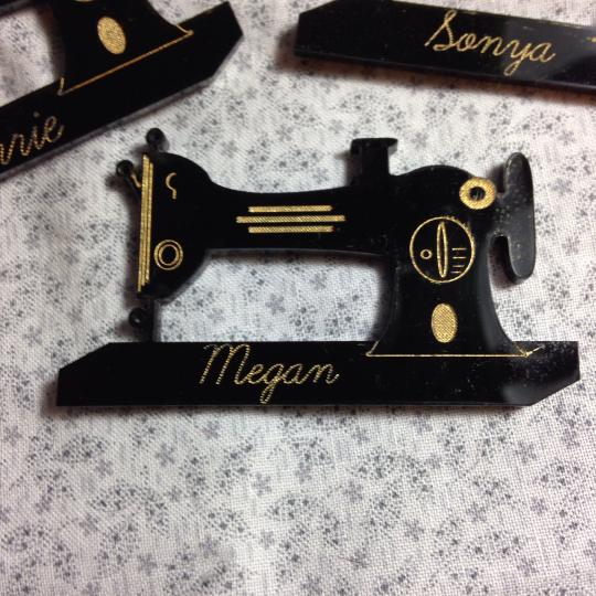 custom sewing machines