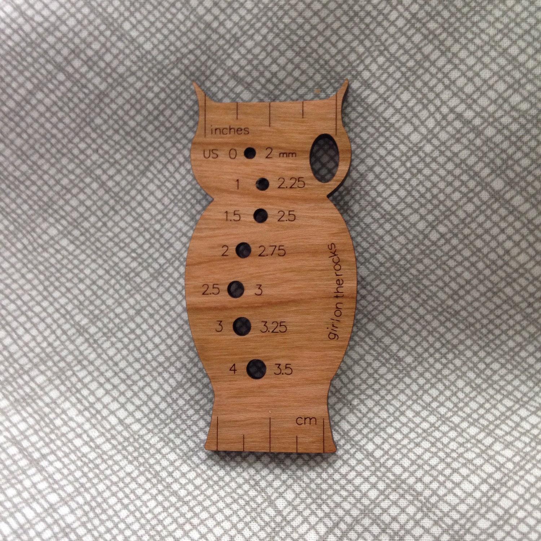 cherry owl gauge